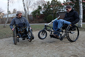 Wheelchairdrivers